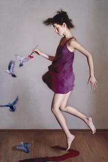 Fly by Li Gui Jun