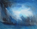 April Sky by Leyla Murr