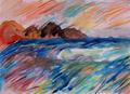 Storm by Inga Erina