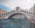 Rialto Bridge by Gustavo López Cobo
