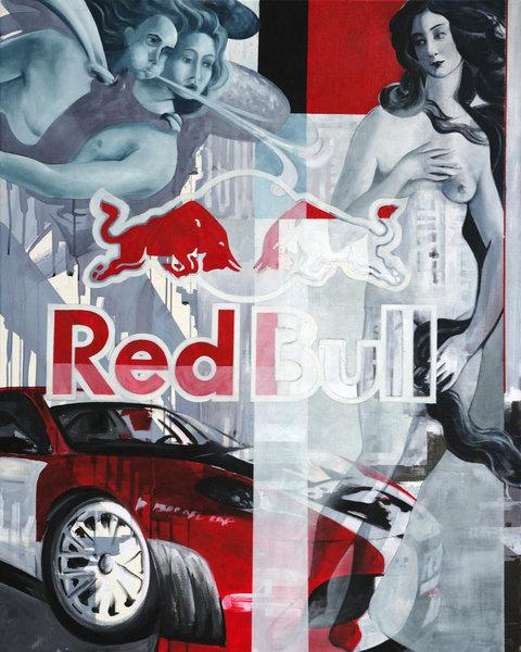 Venus & RedBull by Zoe Marmentini