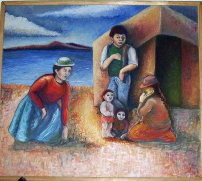 FAMILY by Raquel Sara Sarangello
