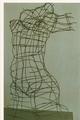 female torso by Hector Goyanes
