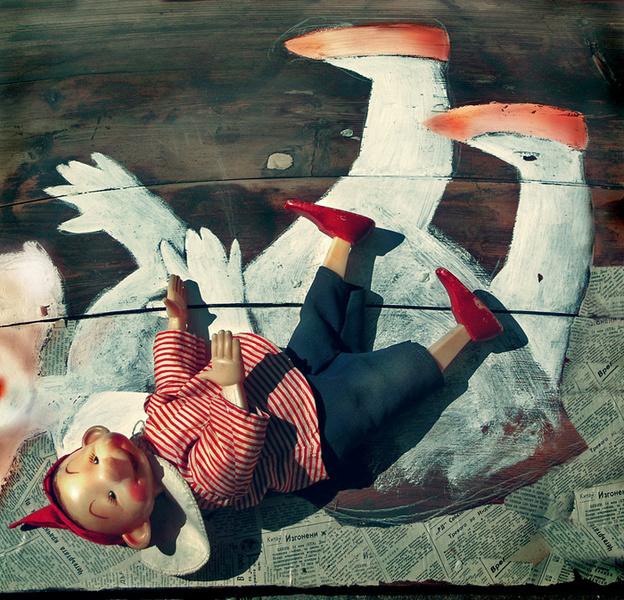 old stories by Mariela Dimitrova MARA