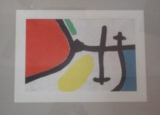 LITOGRAFIA DE MIRÓ by Joan Miró