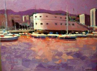 Vigo by Antonio Abad