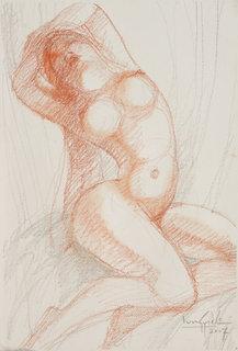 Nude (14) by U Lun Gywe