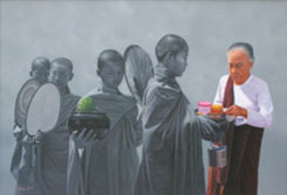 Living by Faith by Aung Kyaw Htet