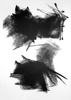 L-12 by Hans Hartung
