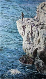 La roca blanca by Bienvenido Garcia Arozamena