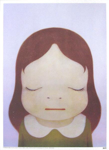 (c) yoshitomo nara