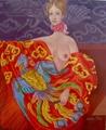 Phoenix Woman by Luis Cohen Fusé