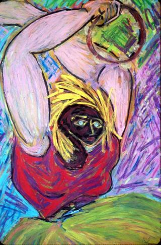Death's Dance by Juan Dalmau Gallarza