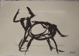 Bull by Mónica Cuén