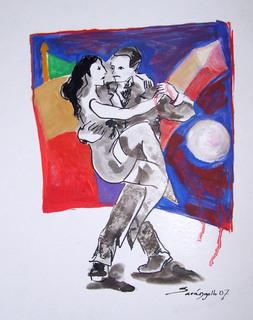 Tango Therapy DANCE NIGHT8 by Raquel Sara Sarangello