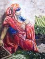 vendedora de fruta Delhi by Jaime Pérez Magariños