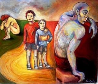 LA FAMILIA by Raquel Sara Sarangello