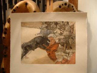 toros by Manuel Alcorlo