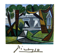 Le Vert Egalant by Pablo Picasso
