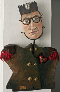 Mr. Hammer  Sickle :) by Mariela Dimitrova MARA