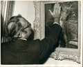 A man who does'nt like nudes .... well almost by Salvador Dalí