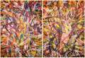 Diptych. OF-A283 by Oleg Frolov