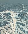 Blue Marine I by Eduardo Sanz