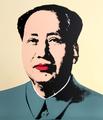 Mao II by Andy Warhol