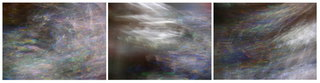Triptych. A Touch Of Eternity.  1 by Oleg Frolov