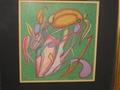 Fleur Metaphysical by Mihail Chemiakin