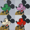 This is Me!  (Mickey Mouse after A. Warhol) by Jirapat Tatsanasomboon