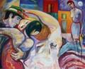 DANCE NIGTH by Raquel Sara Sarangello
