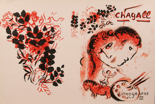 Lithograph III by Marc Chagall