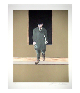 Woodrow Wilson en Paris, 1919, by Francis Bacon