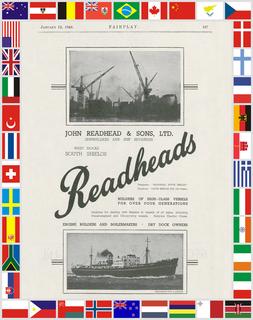 Readheads by Peter Blake