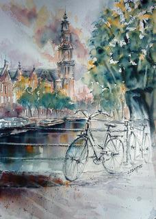 Amsterdam by Juan Félix Campos