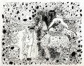 L' Ecuyere by Pablo Picasso