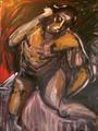 IGNUDO IV by CARMEN PEÑA