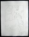 Cephale tue par Megarde sa femme Procris by Pablo Picasso