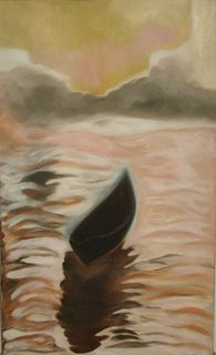 Lagoon Venice by Mania Row
