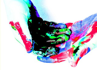 Series Of Hands. Part 45 by Oleg Frolov