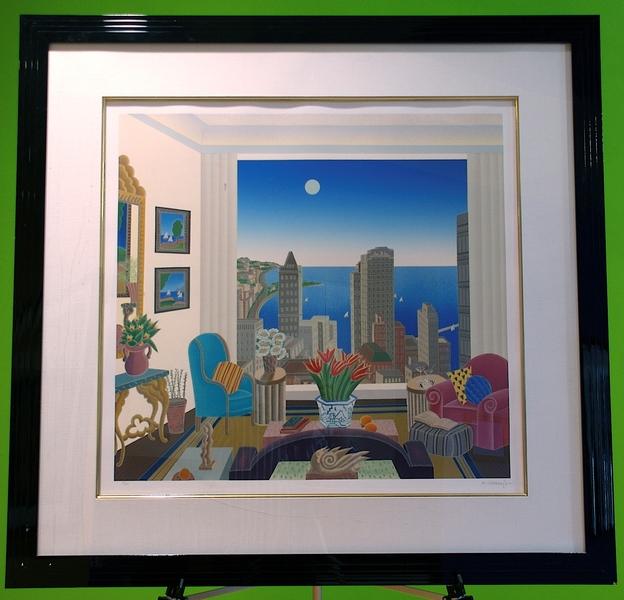 Thomas mcknight artist portfolio picassomio for Large prints for sale