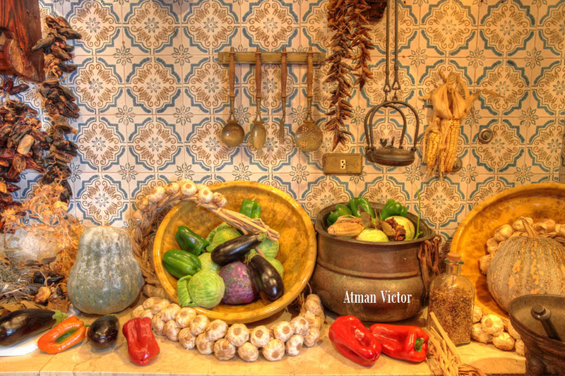canarian still life by Jose Luis Mendez Fernandez