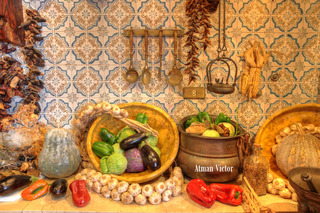canarian still life by Atman Victor