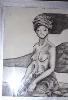 NUDE WOMAN NUDE by Raquel Sara Sarangello