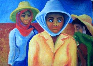MUJERES EN LA MIRA by Raquel Sara Sarangello