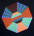 Heisenberg by Victor Vasarely