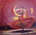 dancing by Rosario de Mattos