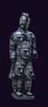 Terracotta Warrior Samule Beckett by Liu Fenghua & Liu Yong