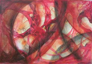 """""""DANZA"""" by María Cristina Misiunas"""